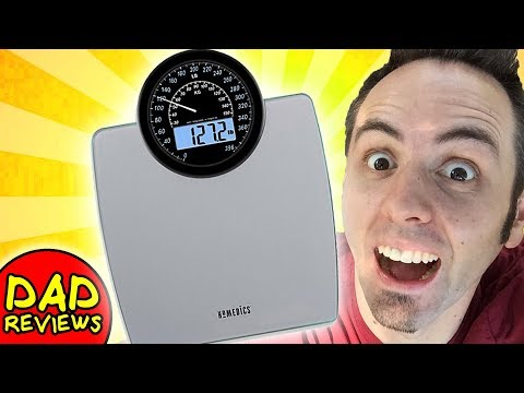 BEST DIGITAL SCALE FOR WEIGHT? | HoMedics 900 Scale Reviews