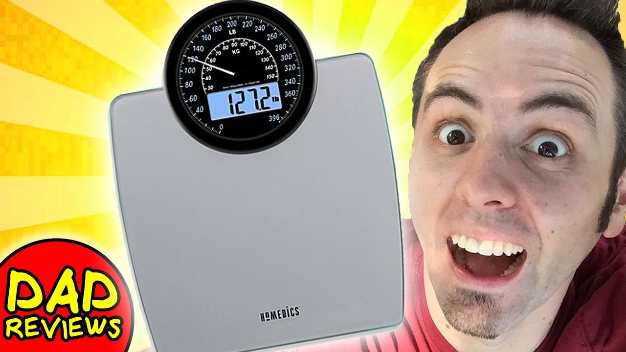 Weight Homedics 900 Scale Reviews