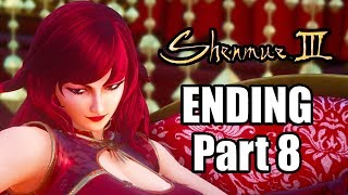SHENMUE 3 ENDING Gameplay Walkthrough Part 8 (FINALE) - No Commentary [PS4 PRO 1080p]