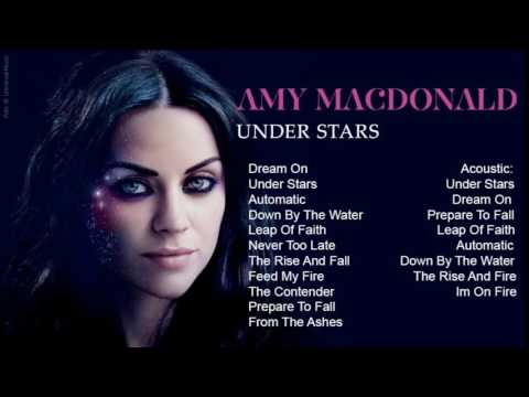 AMY MAcDONALD   Under Stars 2017 Full Album by Becker