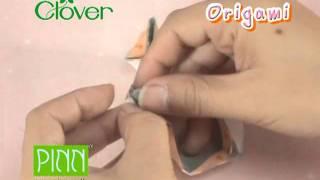 วิธีทำ Origami Cross Plate By Pinn Shop