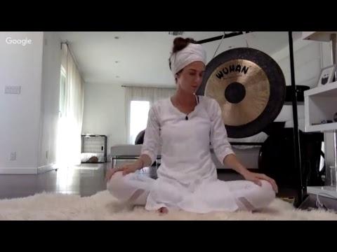 Kundalini Yoga in Russian, Creating Art Through past memories