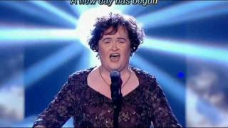 Susan Boyle ♪ Memory ♪ Legendado ♪ Britain\'s Got Talent 2009 ♪ HD Video