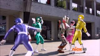 Legendary Turbo Rangers Fight: Turbo Theme (Super Megaforce)