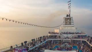 WORLD CLUB Cruise 2018 - DAY 4
