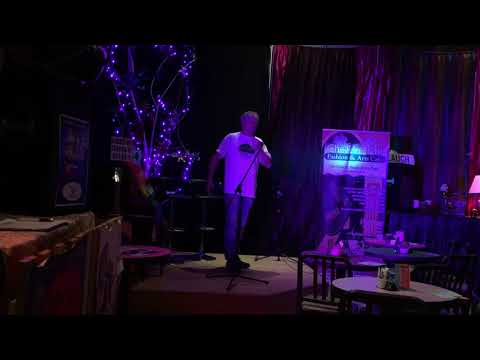 John Mulligan's comedy debut | Open Mic | Chez le Fab | 3 Nov
