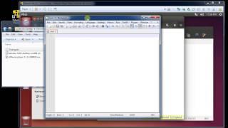 Configure a VMWare Player VM