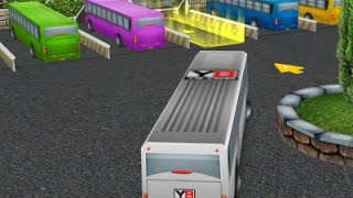 Bus Parking 3D World Game Gameplay Full Walkthrough