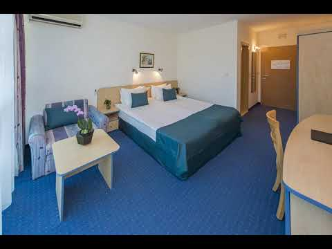 Holiday Park Hotel Golden Sands Bulgaria Youtube