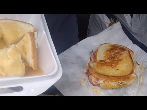 Hygrade Deli Has The Best Corn beef In The City Of Detroit? |MAM EatingShow
