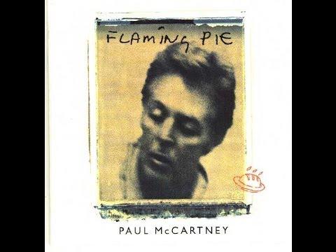 paul mccartney flaming pie album talk