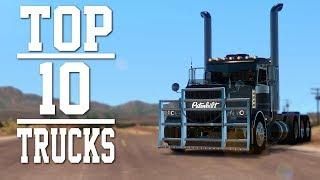 видео Моды для American Truck Simulator