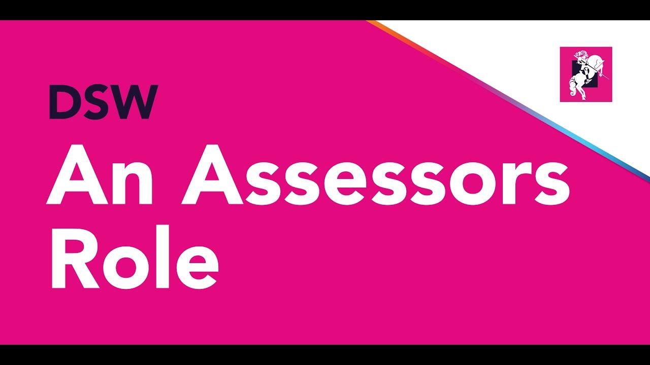 An Assessors Role