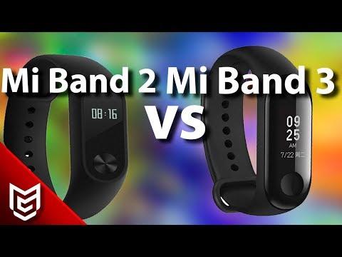 Xiaomi Mi Band 2 Mi Mi Band 3 Mü? Karşılaştırma - Mert Gündoğdu