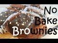 No Bake Brownies | Fudgy Brownies | Eggless brownies| No Bake Fudgy Brownies|No bake Brownies recipe