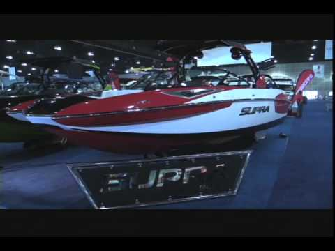Progressive   LA Boat Show