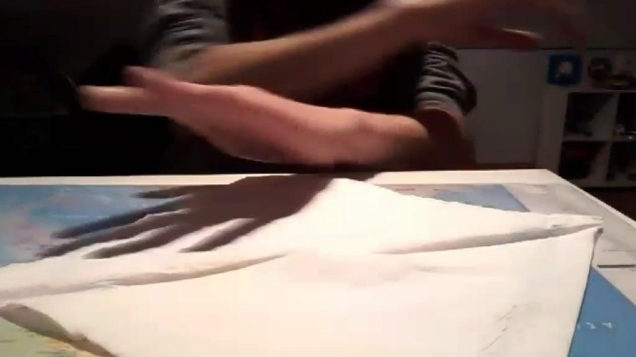 tour de magie facile avec un mouchoir