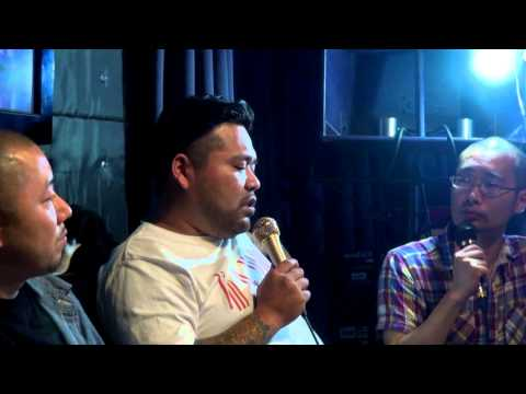 鎖グループ & BLACK SWAN 公開記者会見 on DOMMUNE (2014/06/04)