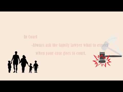 10 Basic Guide to Ensure Relationship with Family Lawyers