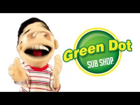 Green Dot Sub Shop June Special!