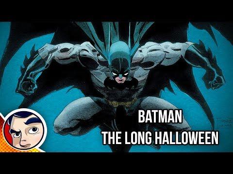 Batman The Long Halloween - Complete Story | Comicstorian
