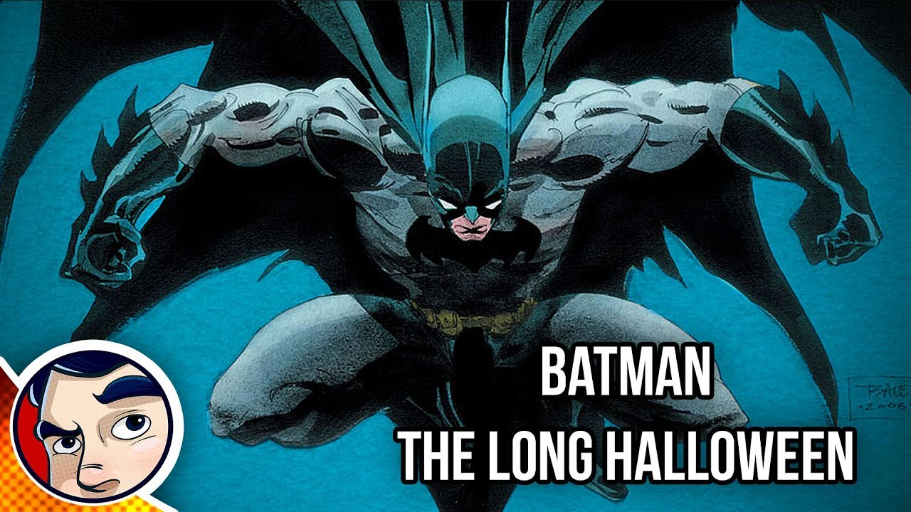 Batman The Long Halloween - Complete Story - YouTube