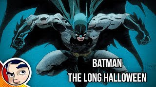 Batman The Long Halloween  - Complete Story