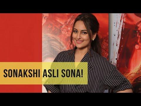 Sonakshi Sinha Interview with Team MissMalini