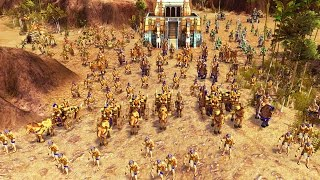 Empire Earth 3 - RISE OF THE EGYPT EMPIRE