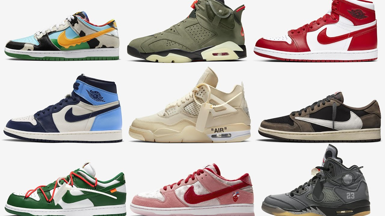 SNKRS DAY RESTOCK 2020 | EVERYTHING YOU