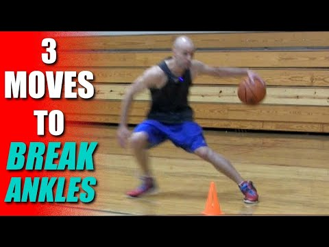 how to break ankles in basketball tutorial