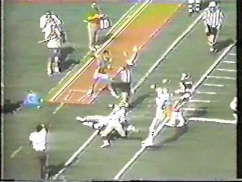 1984 USFL Playoff Michigan Panthers at Los Angeles Express