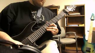 "ACE COMBAT ZERO: THE BELKAN WAR ""Glacial Skies"" (Guitar Solo Improv)"