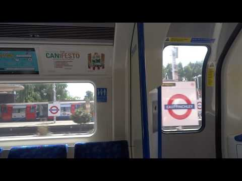 Northern Line: High Barnet to Camden Town