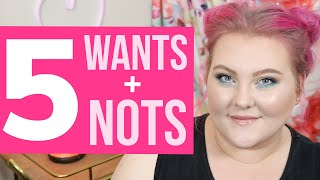 NYX: 5 Wants & 5 Nots!! // Brand Breakdown! | Lauren Mae Beauty