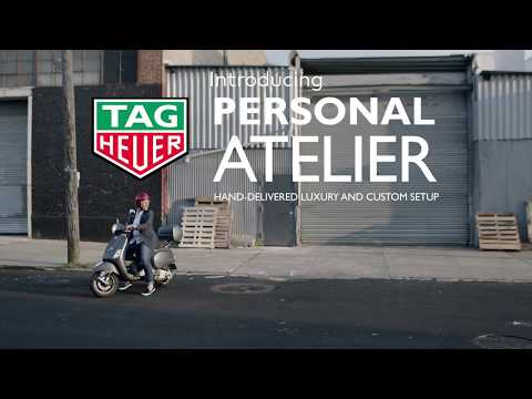 TAG Heuer  Personal Atelier by TAG Heuer
