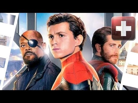 Play Kino+ #259 | Spider-Man: Far From Home, Annabelle comes Home, Tel Aviv on Fire