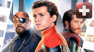 Kino+ #259 | Spider-Man: Far From Home, Annabelle comes Home, Tel Aviv on Fire