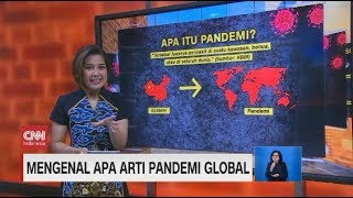 Mengenal Apa Arti Pandemi Global Covid-19