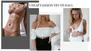 CHEAP CHINA FASHION SUMMER HAUL | Shein, Romwe, Zaful, Yoins, Rosegal | Freya Farrington