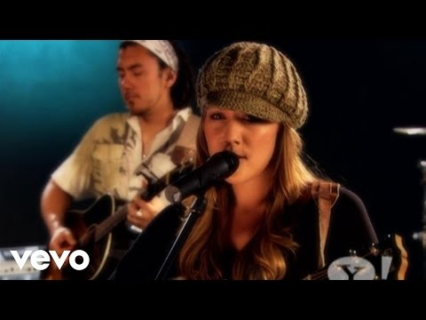 Colbie Caillat - Bubbly (Yahoo! Who's Next...