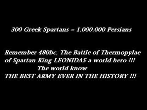 Greeks the most powerful peoples of the world !!!