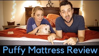 Puffy Mattress Review - Best Mattress For The Price???