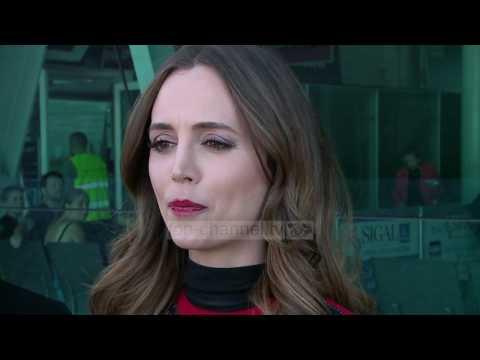 """Eliza Dushku """"fluturon"""" në Vlorë - Top Channel Albania - News - Lajme"""