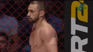 Полный бой Али багаутинов и вартан асатаряна