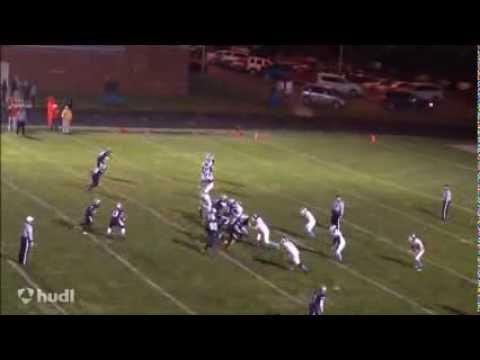 Israel Smith Freshman Year highlights