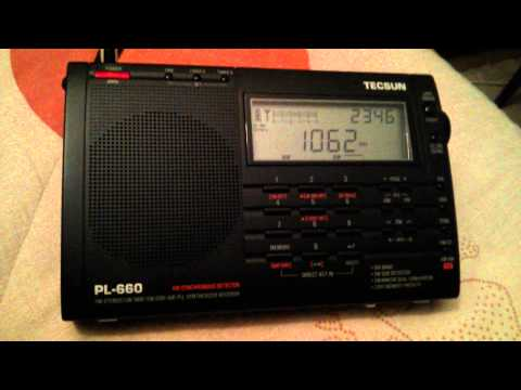 RAI Uno, 1062 KHz