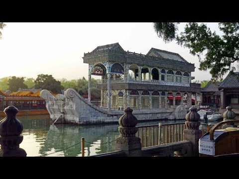 Beijing - The Summer Palace, Imperial gardens China 4K