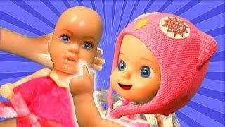 В доме мечты у Штеффи появился младенец - Steffi Love and the toddler in The dreamhouse