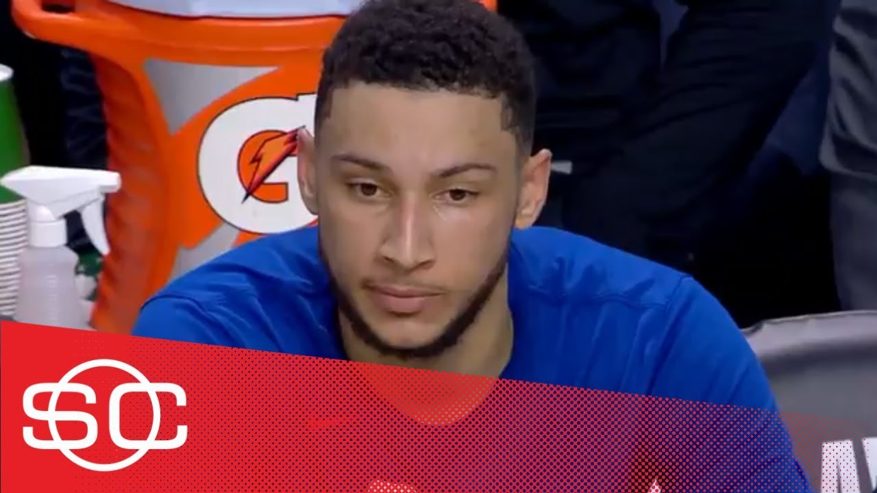 Boston Celtics vs. Philadelphia 76ers: Ben Simmons struggles in Game 2, but says Heat were more physical